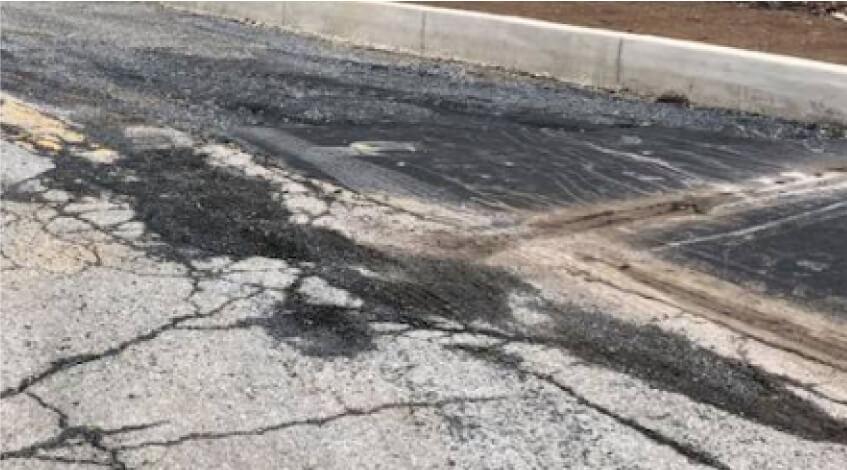 Parking Lot Repair Allentown PA 3